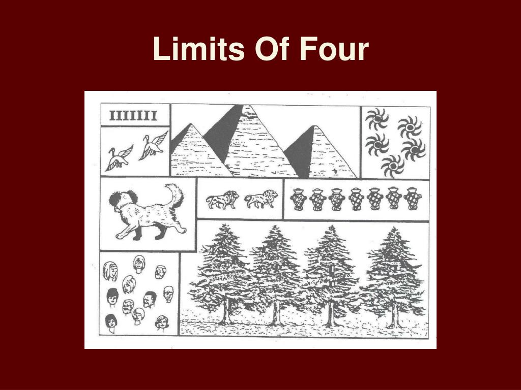 Limits Of Four