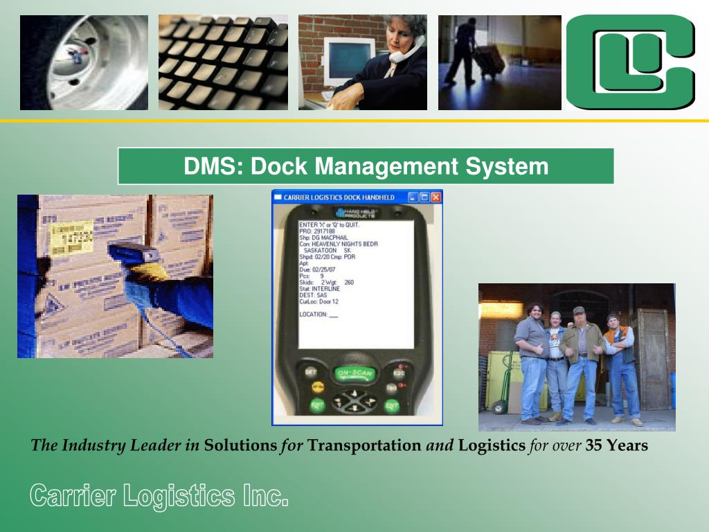 DMS: Dock Management System
