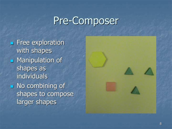 Pre-Composer