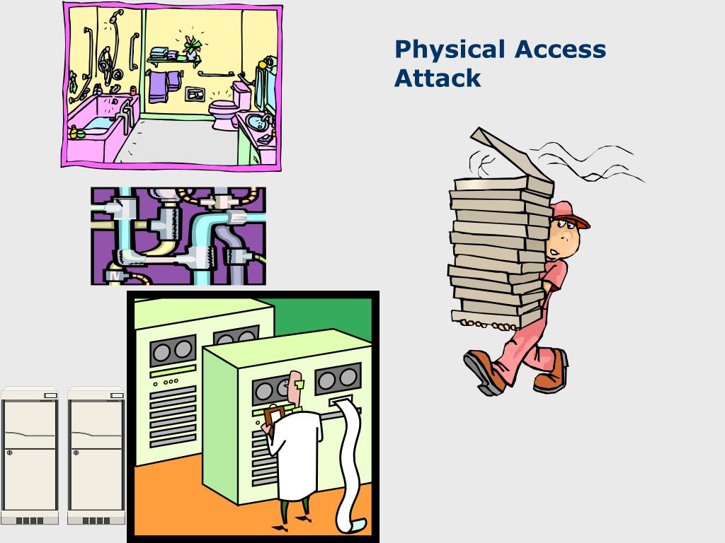 Physical Access Attack