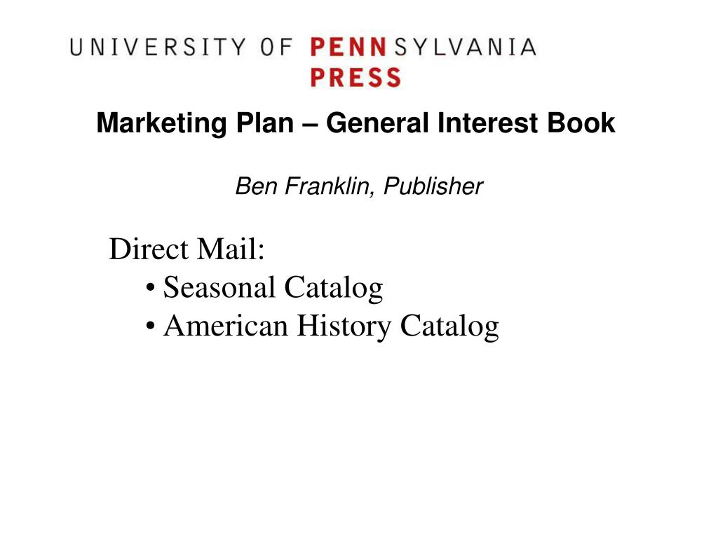 Ben Franklin, Publisher