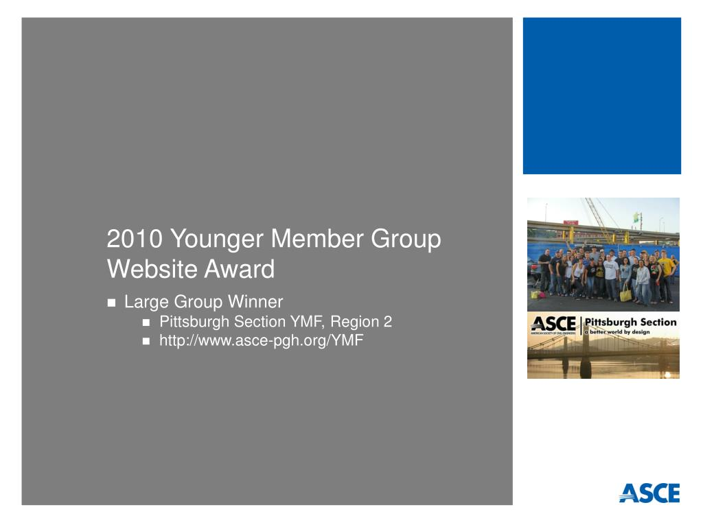 2010 Younger Member Group