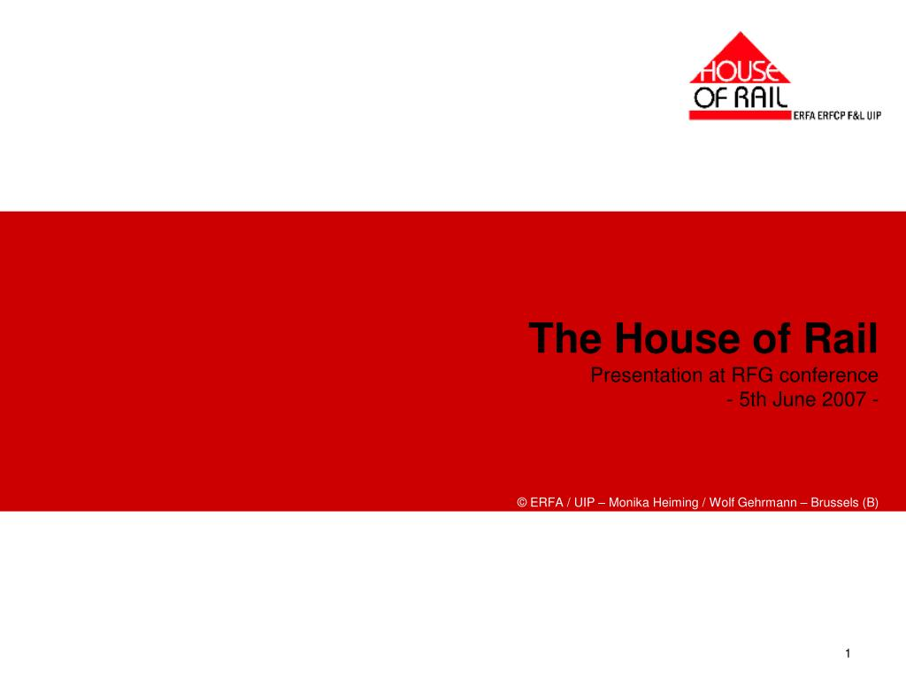 The House of Rail