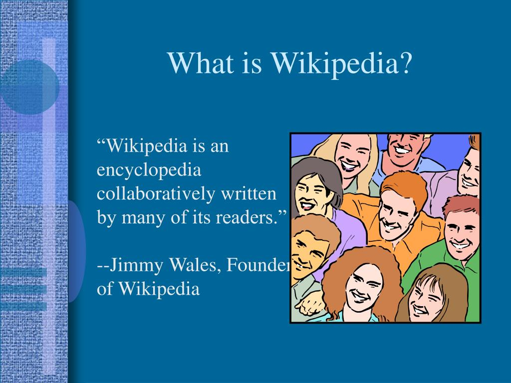 What is Wikipedia?