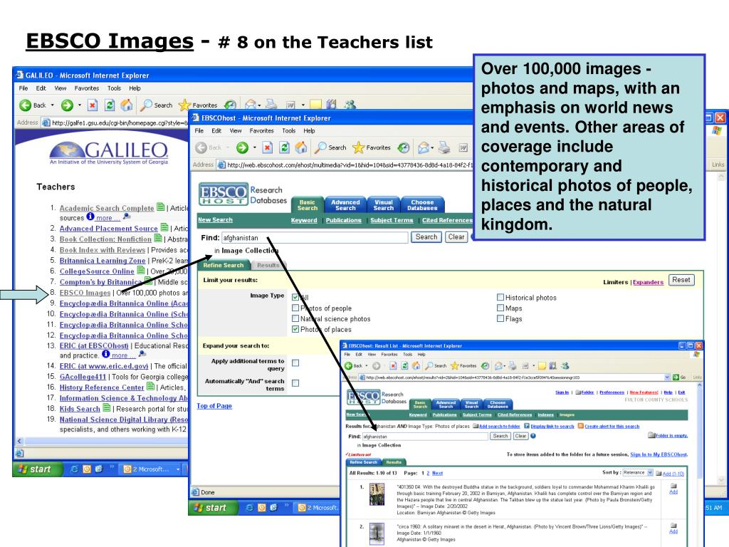 EBSCO Images