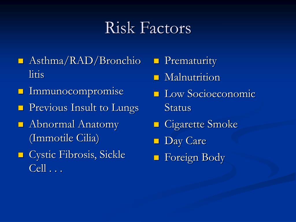 Asthma/RAD/Bronchiolitis
