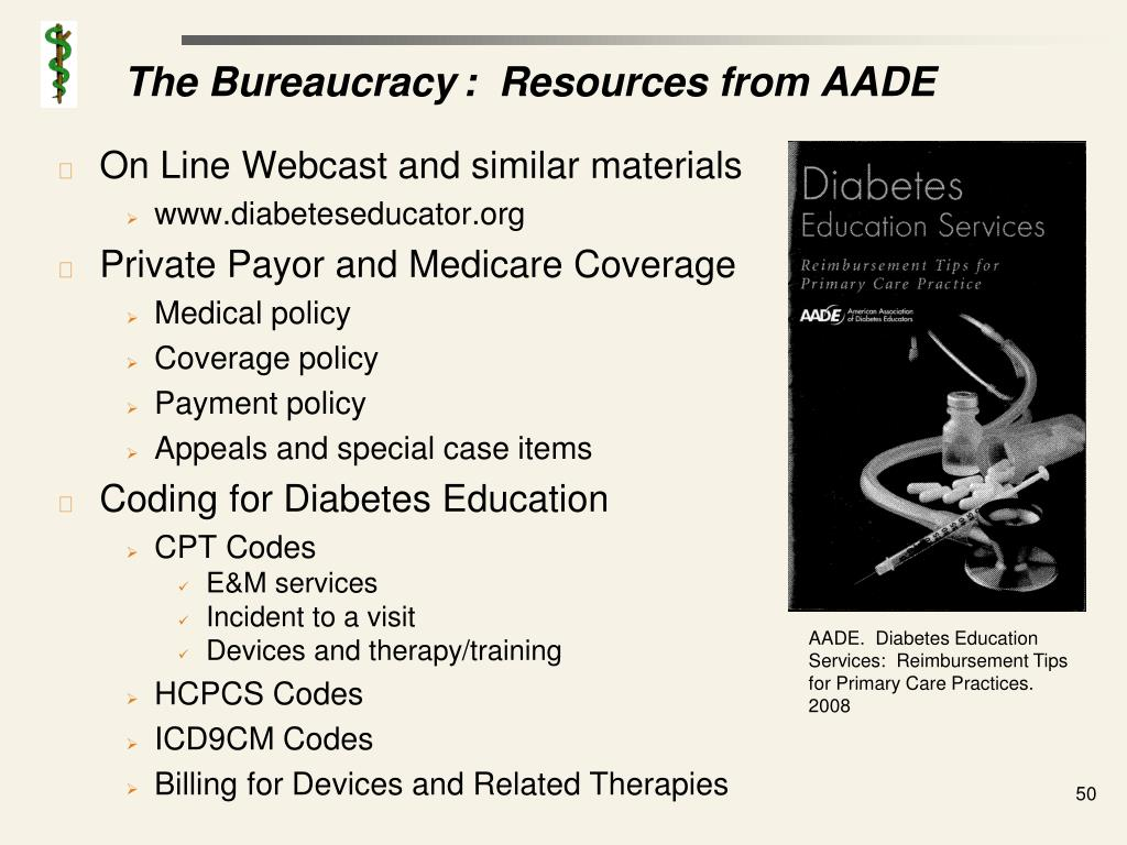 The Bureaucracy	:  Resources from AADE