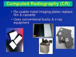 computed radiography cr