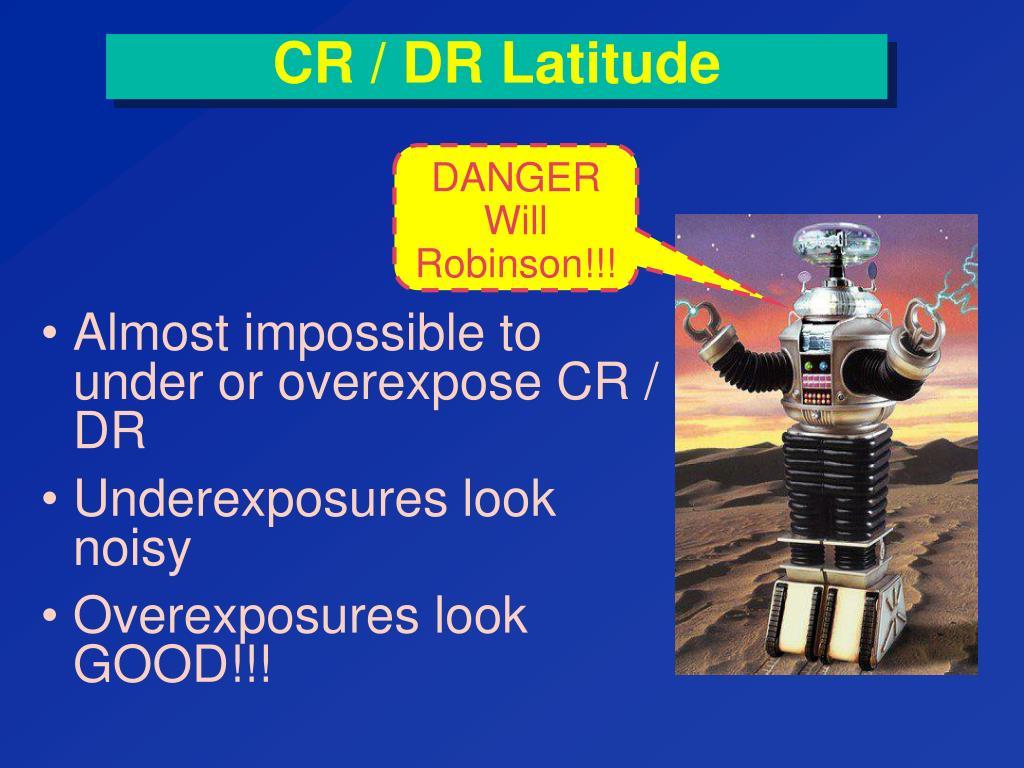 CR / DR Latitude