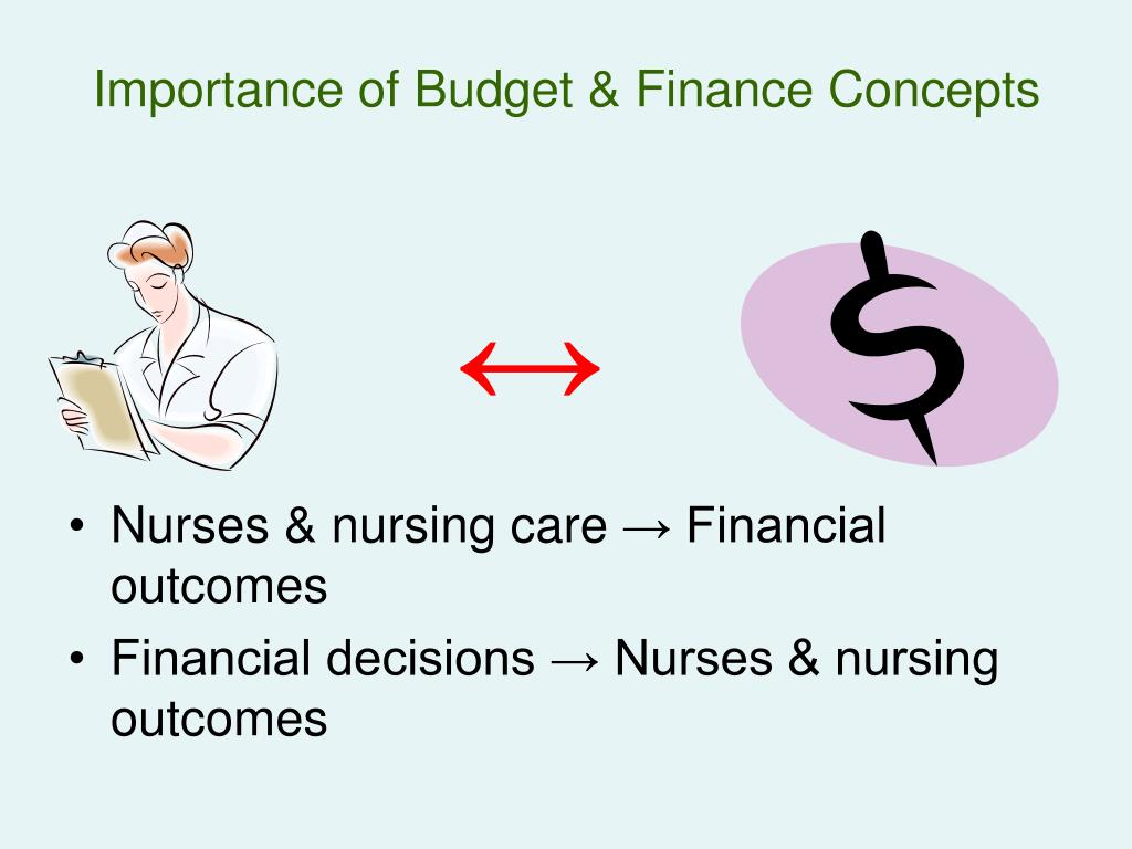 nursing unit budget You are the nursing supervisor responsible for general medical/surgical units consisting of 50 beds for the first time the chief financial officer has asked you to.