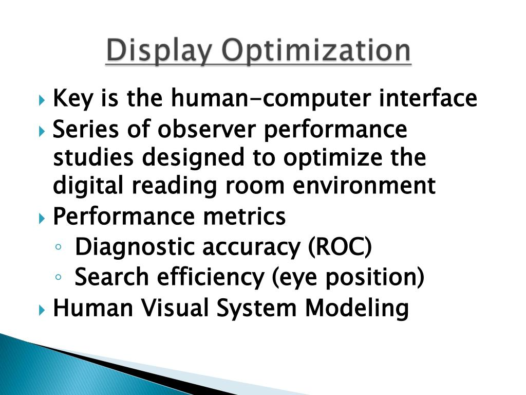 Key is the human-computer interface