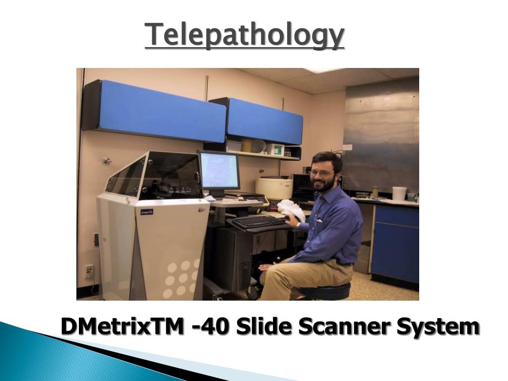 Telepathology