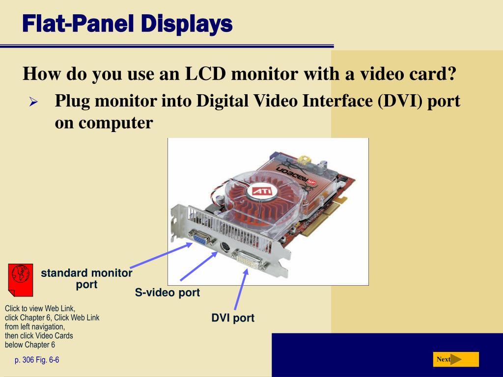Flat-Panel Displays