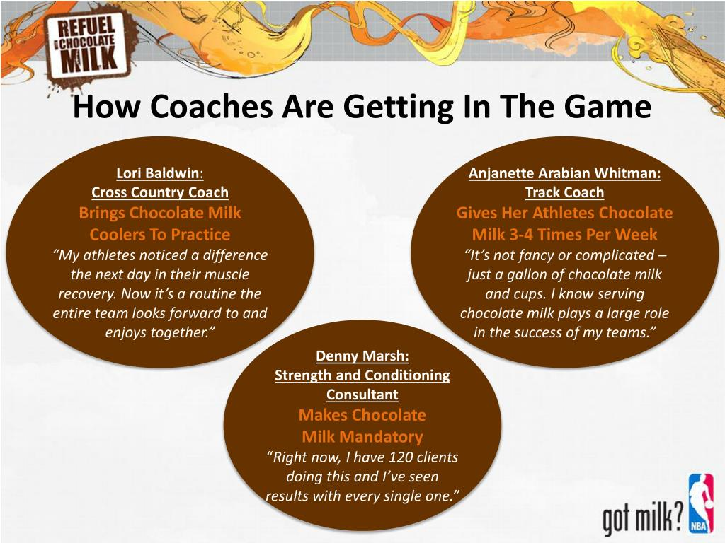 How Coaches Are Getting In The Game
