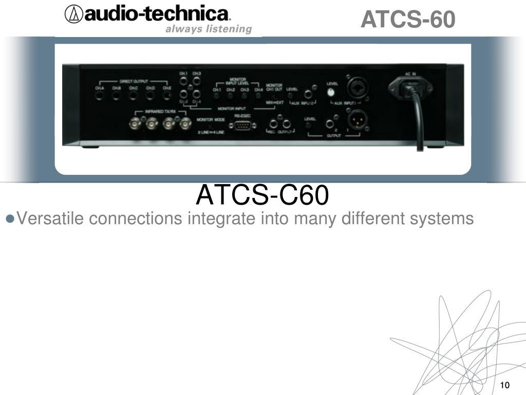ATCS-C60