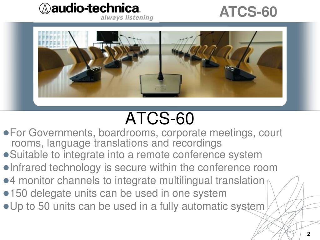 ATCS-60