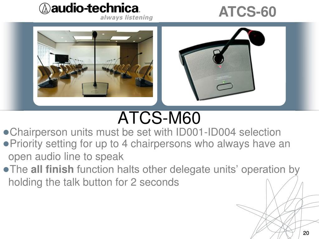 ATCS-M60