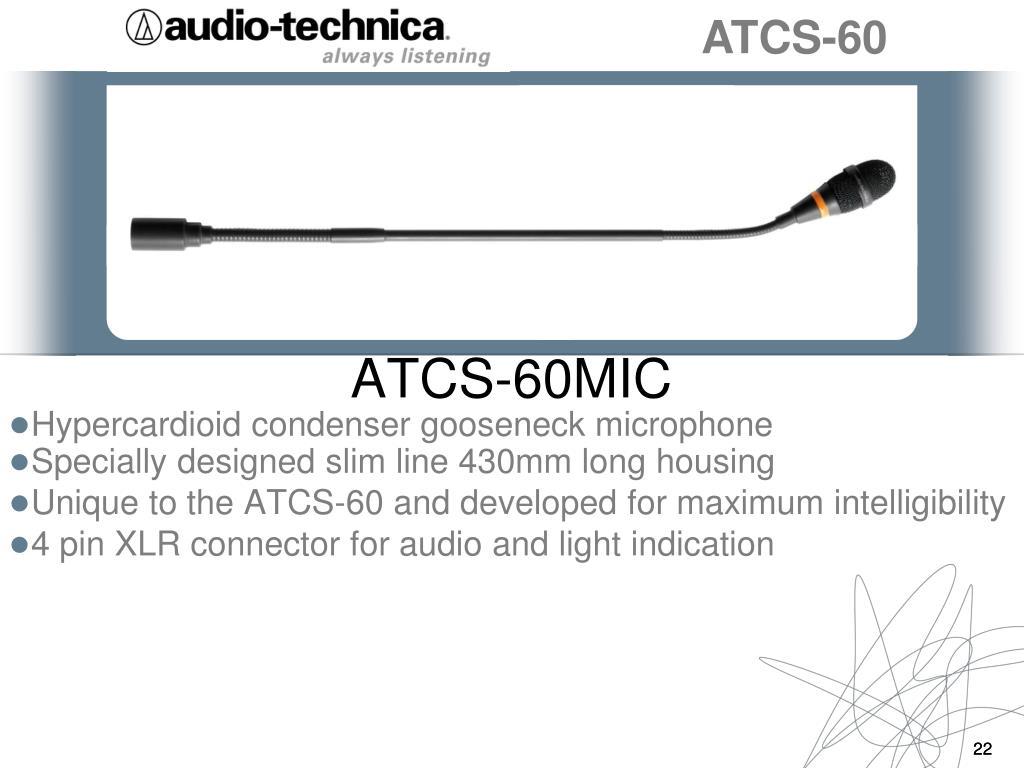 ATCS-60MIC