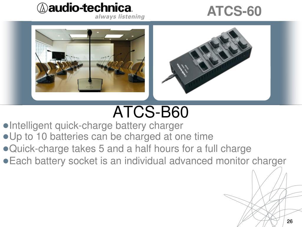ATCS-B60