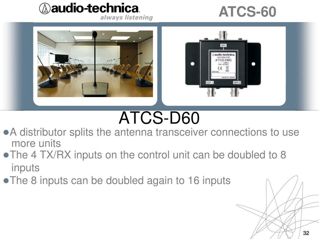 ATCS-D60