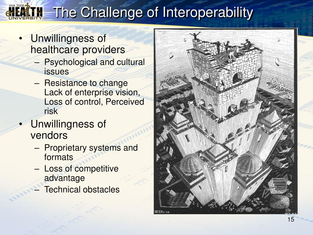 The Challenge of Interoperability