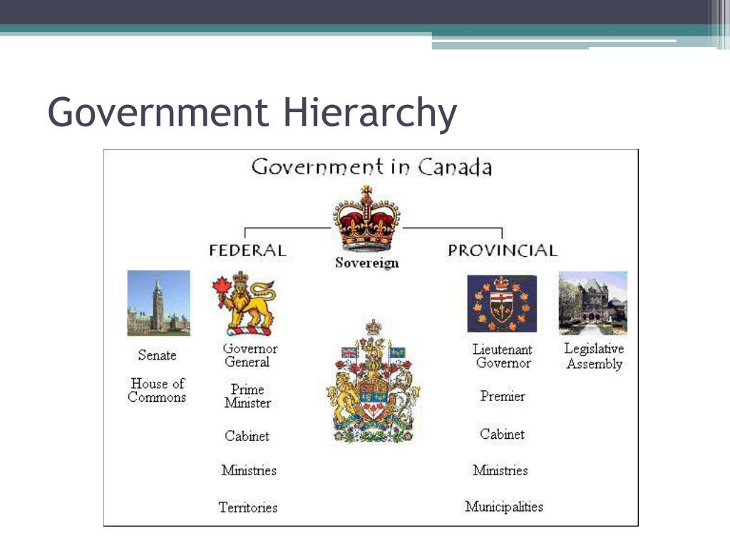Government Hierarchy
