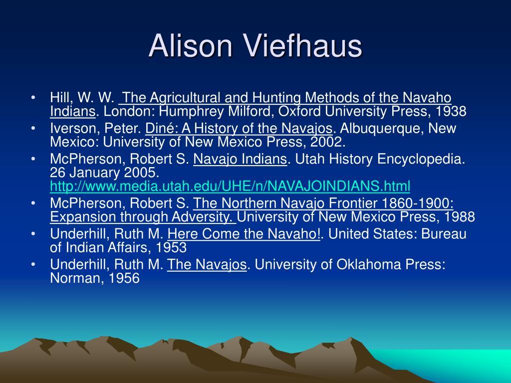 Alison Viefhaus