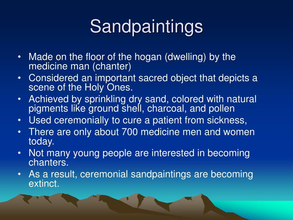 Sandpaintings