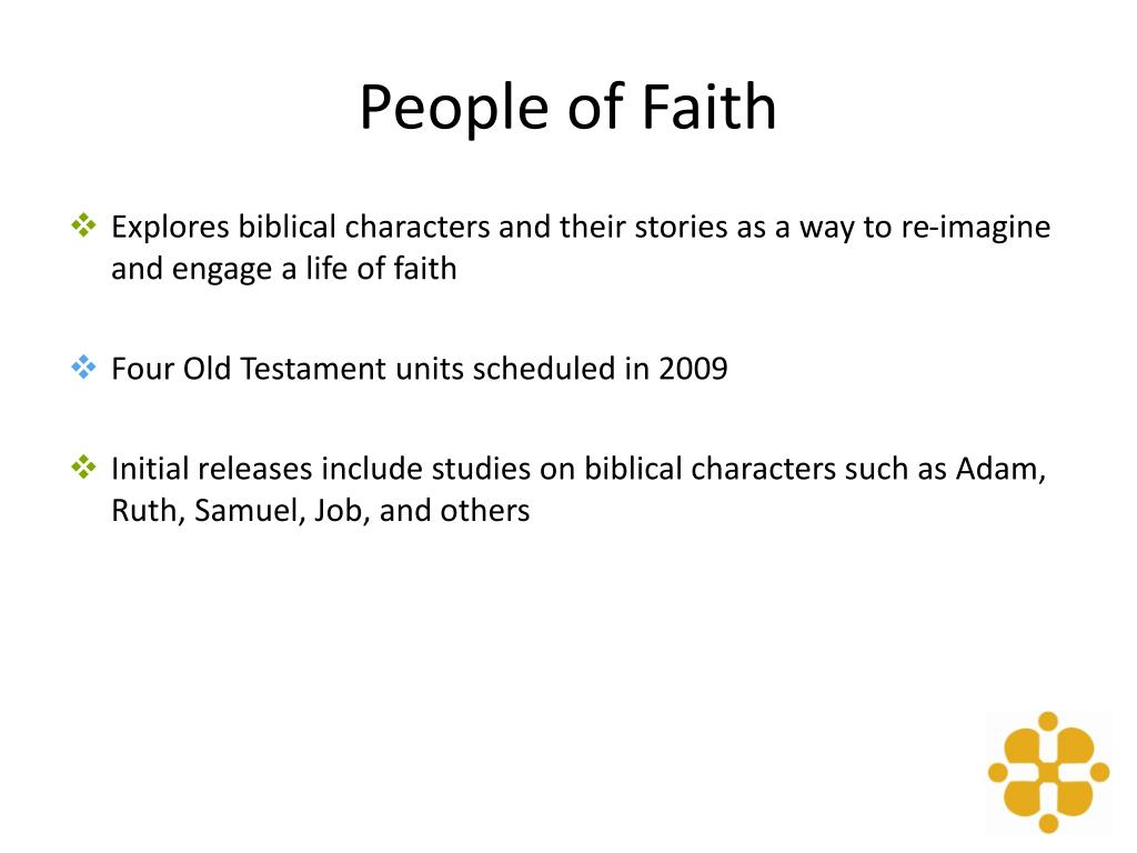 People of Faith