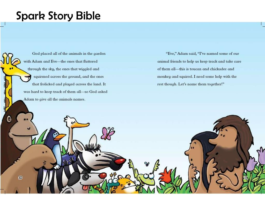 Spark Story Bible