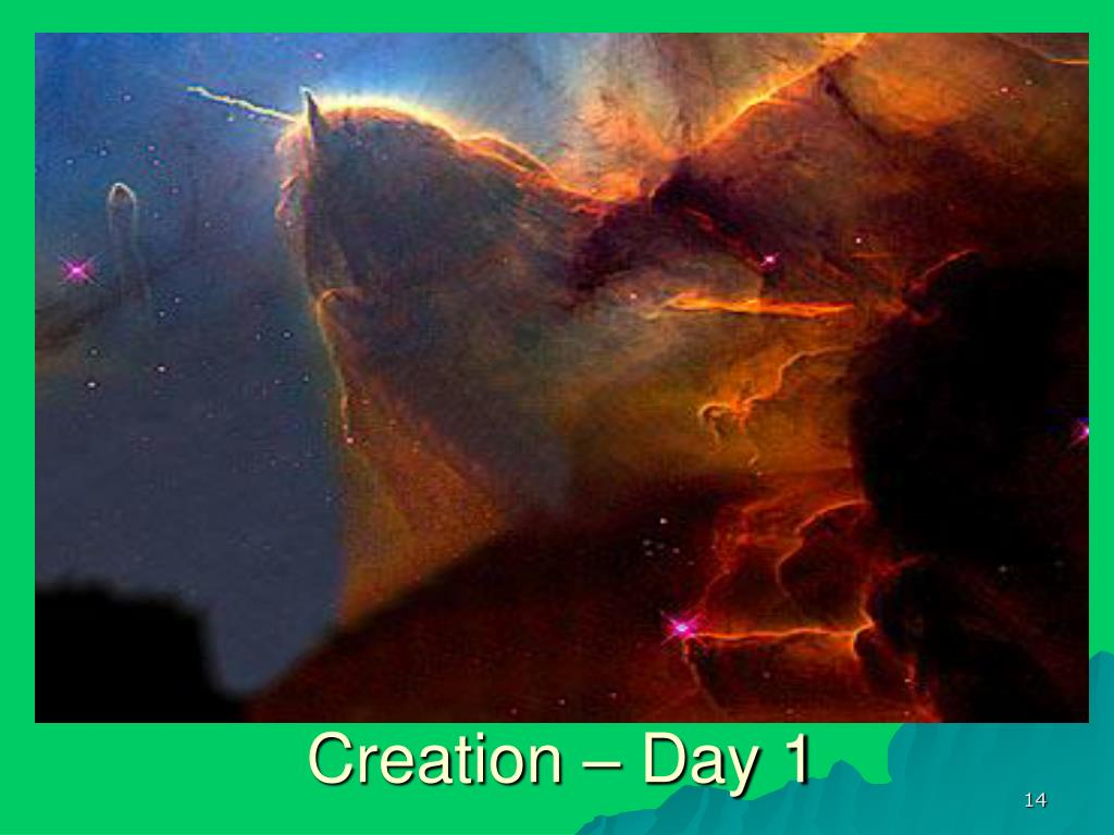 Creation – Day 1