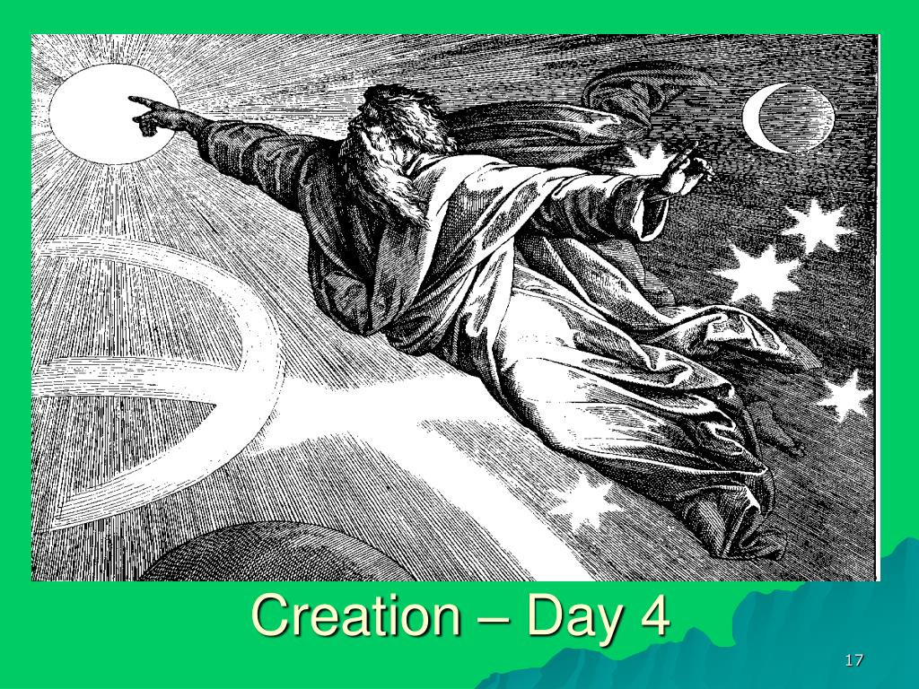 Creation – Day 4