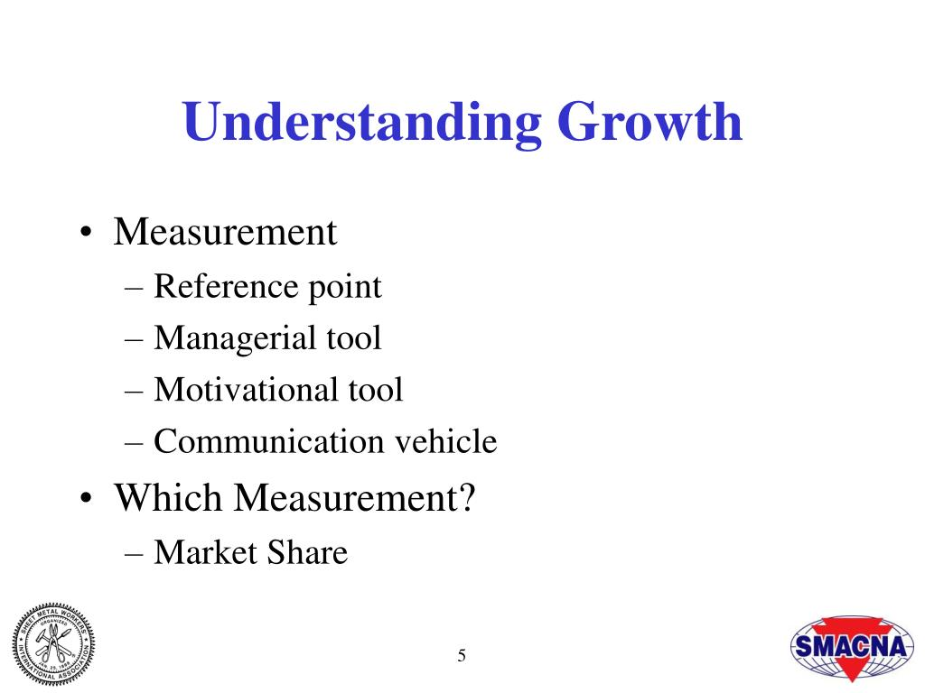 Understanding Growth