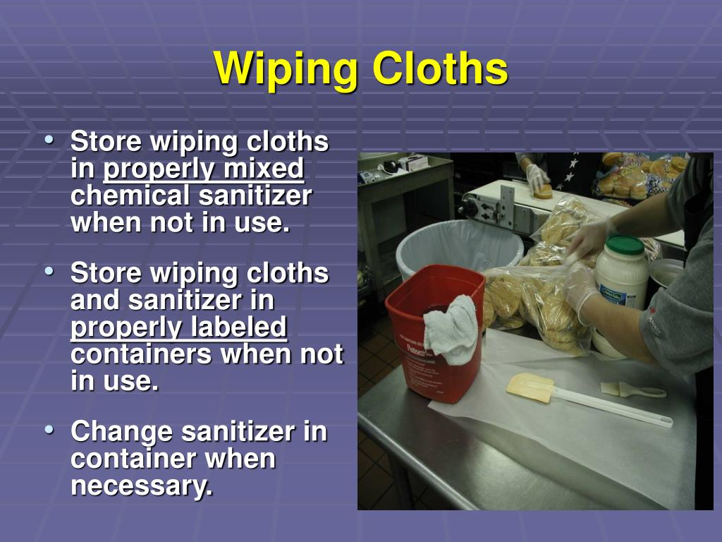 Wiping Cloths