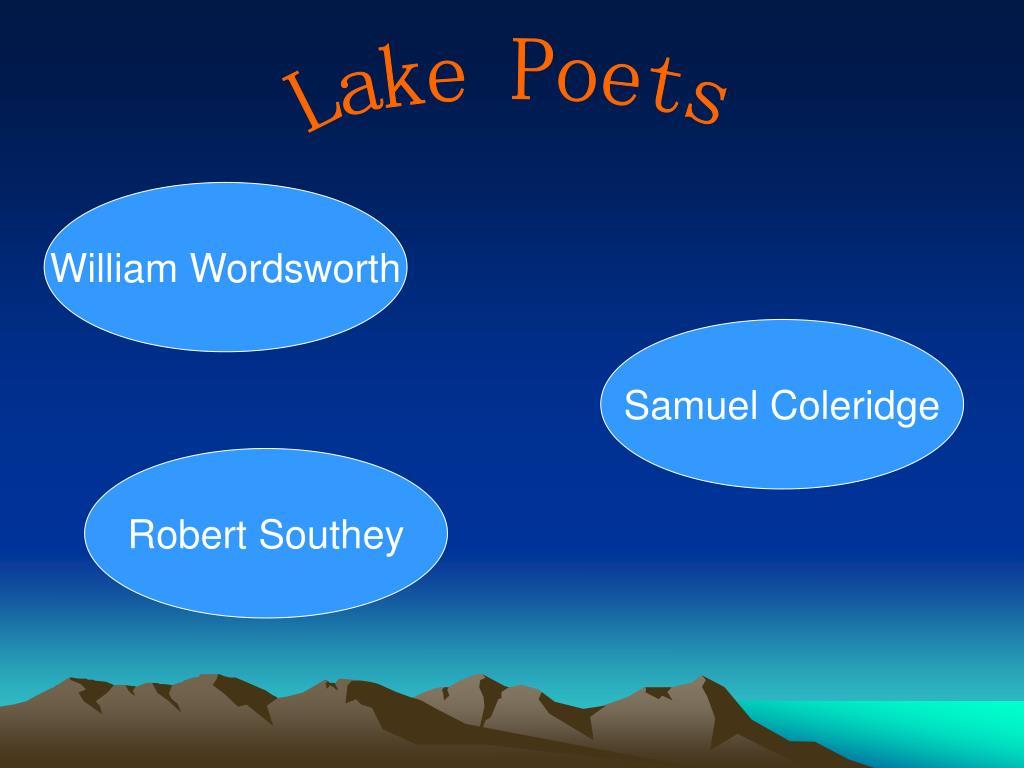 Lake Poets
