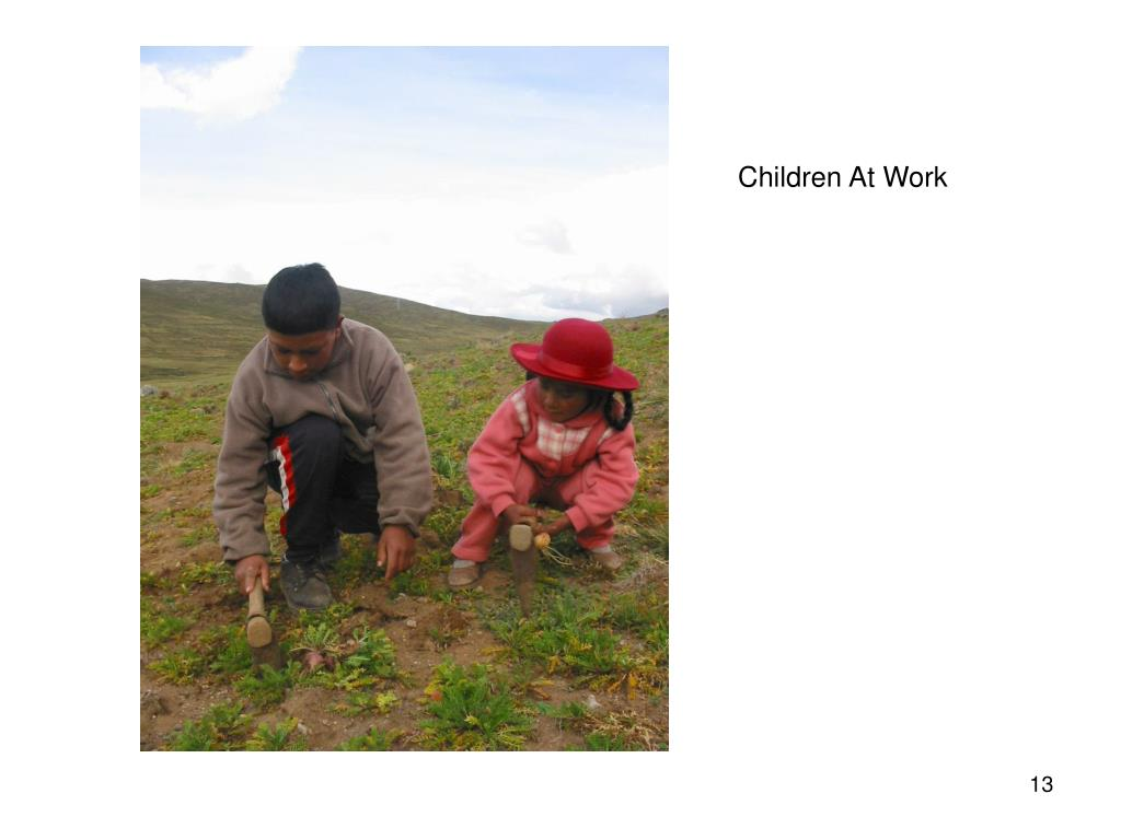 Children At Work