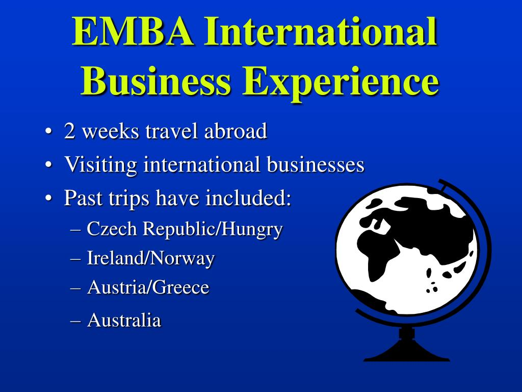 EMBA International