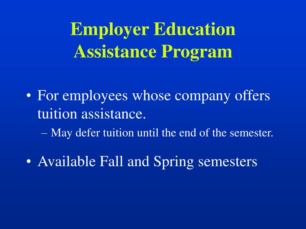 Employer Education