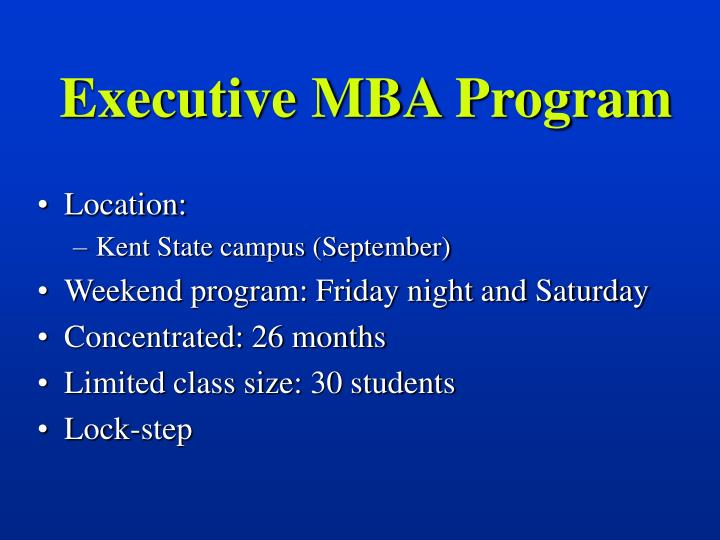 Executive mba program2