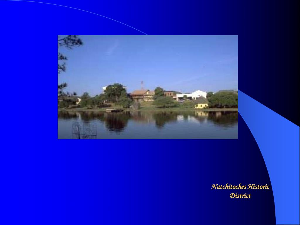 Natchitoches Historic District