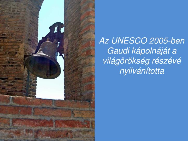 Az UNESCO