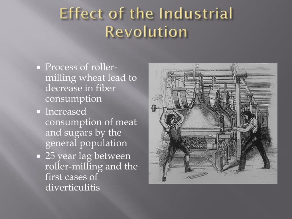 effects of the industrial revolution Overall in history, there have been many turning points that impact the world  in  europe, the industrial revolution changed all of europe even.