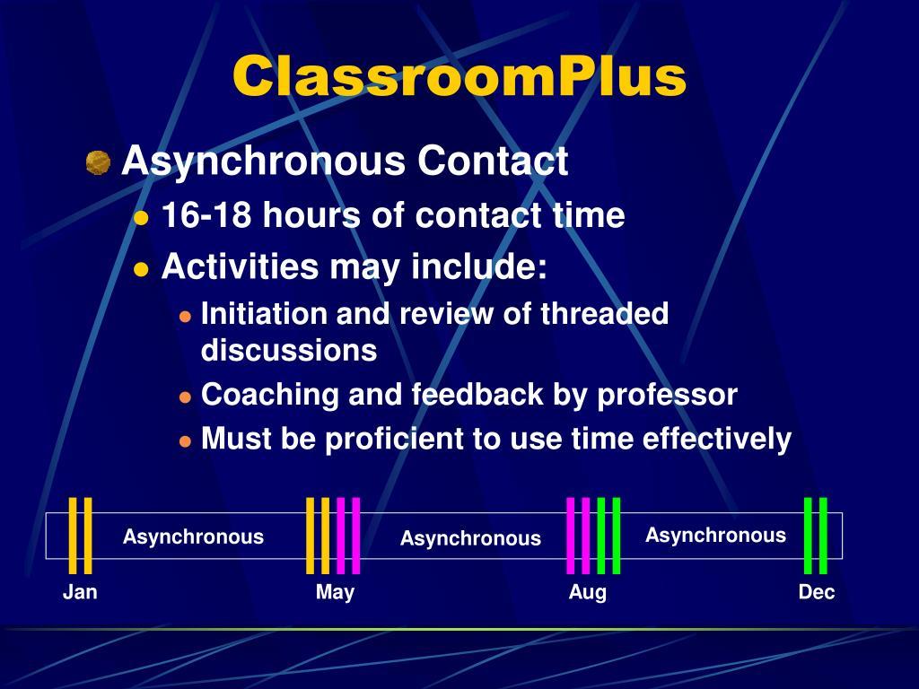 ClassroomPlus