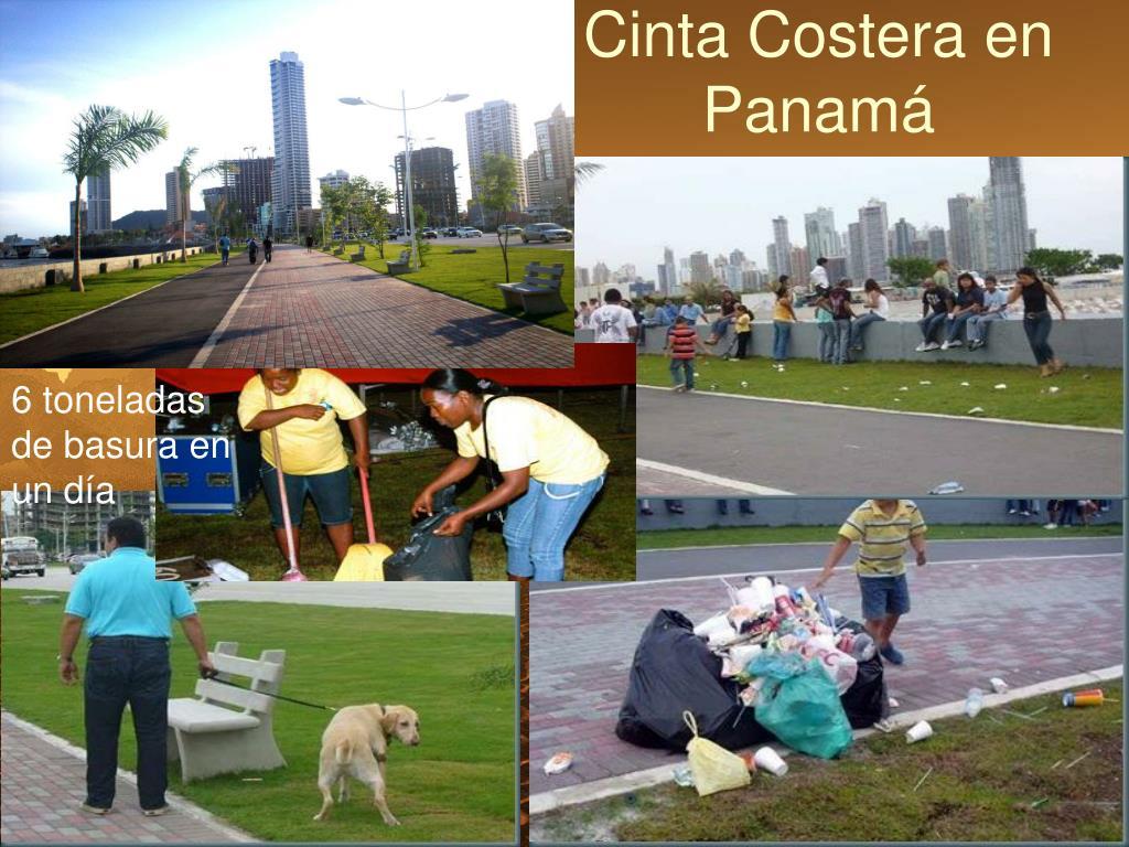 Cinta Costera en Panamá