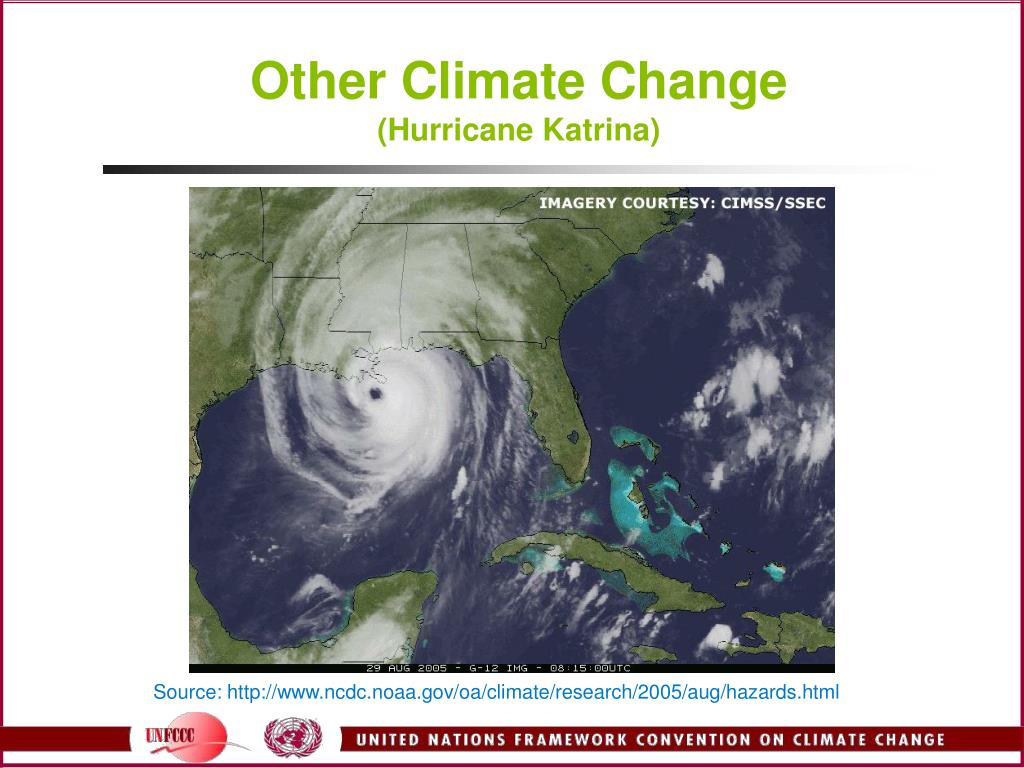 Other Climate Change