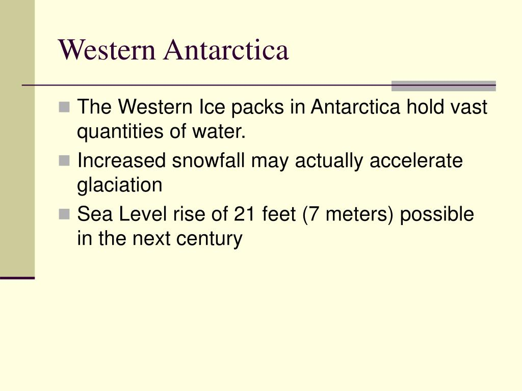 Western Antarctica