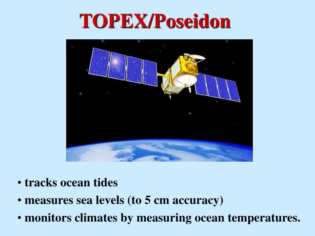 TOPEX/Poseidon