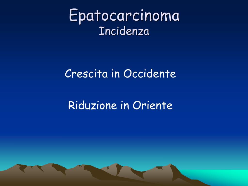 Epatocarcinoma