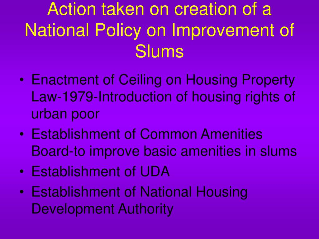 Social Policy: Overview