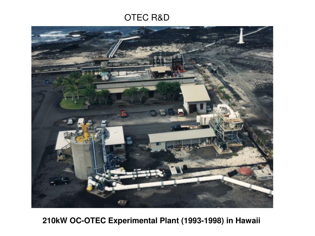 OTEC R&D